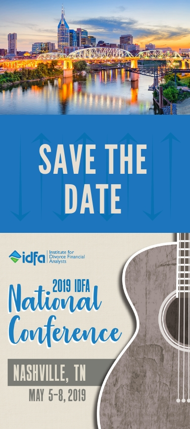 2019 IDFA National Conference