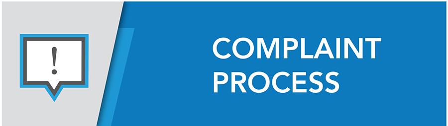 IDFA Complaint Process